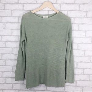 Lou & Grey Lightweight Knit Sweater
